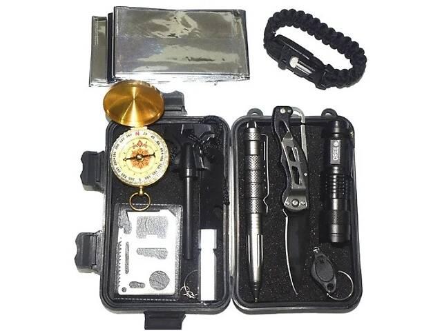 Набор инструментов для выживания 10 в 1- объявление о продаже  в Харкові