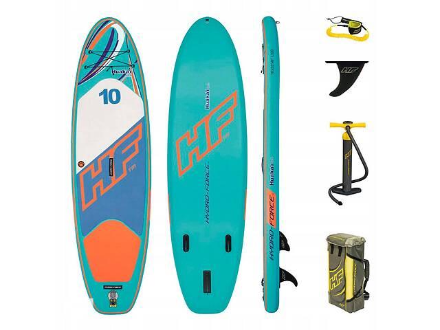 продам Надувная доска для плавания серфинга с веслом SUP-борд BESTWAY 65312 бу  в Украине
