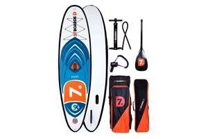 Надувная САП доска для серфинга D7 Boards 9.6 (2019)
