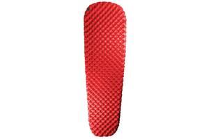 Надувний килимок Sea To Summit Comfort Plus Insulated Mat Regular Red SKL35-254654