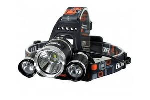 Налобний ліхтарик Boruit RJ3000-T6 (optb_005803)