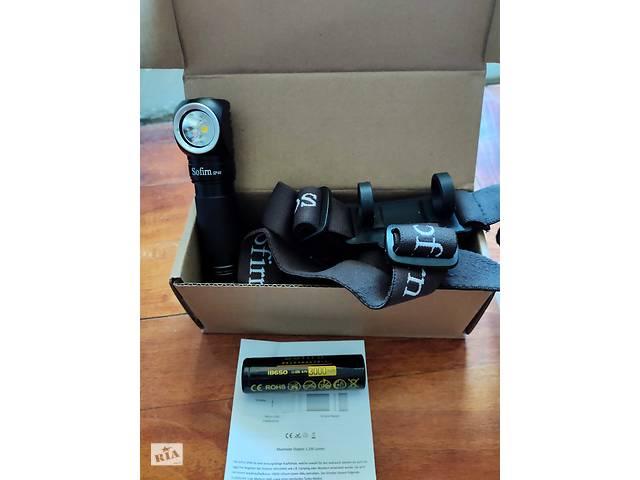 продам Налобный фонарик Sofirn SP40 бу в Конотопе