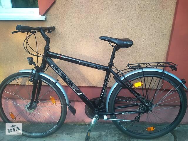 """бу Німецький велосипед VERMONT 28"""" в Дубні"""