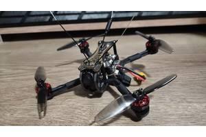 Новинка 2020! Гоночний FPV дрон Eachine Novice-III 6 акум+сумка+шолом