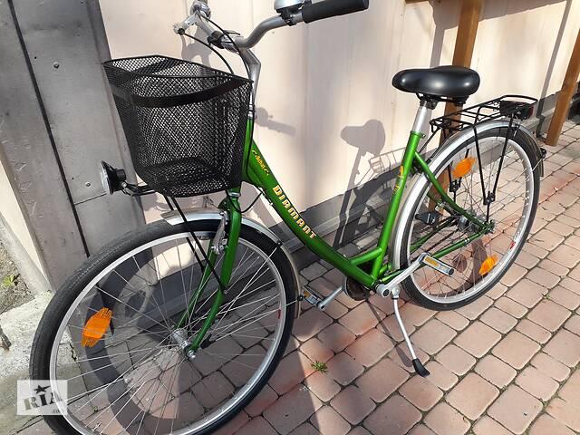 бу Новий велосипед Діамант 28 планетарка Шиман 7 в Житомирі
