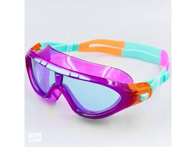 продам Очки-полумаска для плавания детские SPEEDO BIOFUSE RIFT JUNIOR 801213C102 Violet (SP00099) бу в Киеве