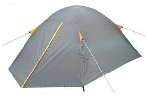 Палатка, четырех, 4, местная, туристическая, рыбацкая, кемпинговая, трекинговая, дуговая, двухслойна