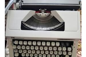 Печатная машинка Triumph-Adler de luxe contessa 2 новая