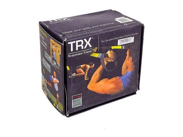 продам Петли TRX Zelart PACK P2 FI-3724-03, черно-желтый бу в Харькове