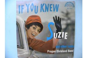 """Пластинка Prague Dixieland Band""""If You Knew Suzie And Other Tunes""""."""