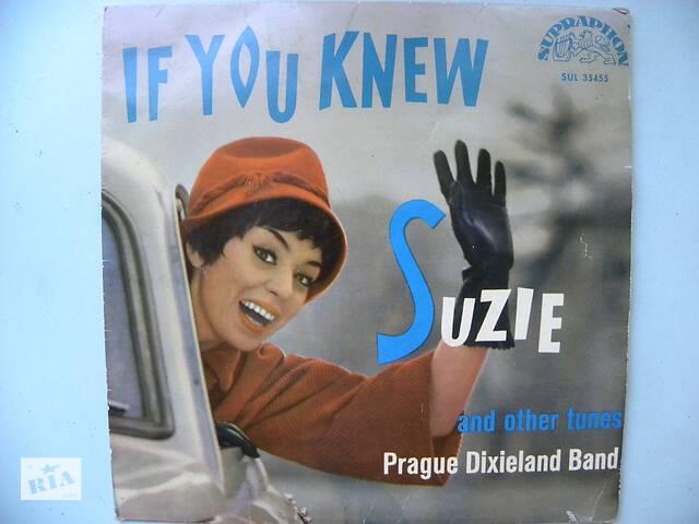 "Пластинка Prague Dixieland Band""If You Knew Suzie And Other Tunes"".- объявление о продаже  в Одессе"