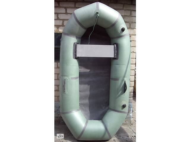 бу Полтораместная резиновая лодка Эрлан в Южном (Южный)