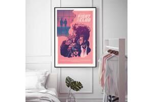 Постеры фильма Бойцовский клуб / Fight Club