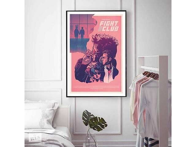 купить бу Постеры фильма Бойцовский клуб / Fight Club в Львове
