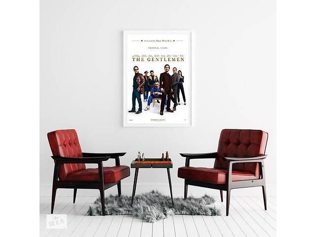 Постеры фильма Джентльмены (Гай Ричи)- объявление о продаже  в Львове