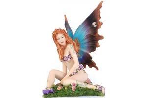 Прелестная статуэтка фея - На цветущем поле Veronese 73295