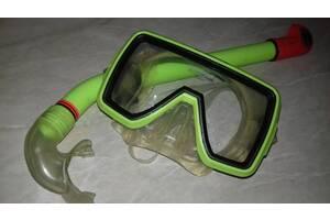 Продам отличную подводную маску с трубкой Technisub Medit.