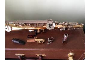 Продам саксофон сопрано