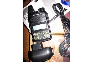 Радиостанция BAOFENG-T1 Mini дальность 1 -3 км, память 20 каналов