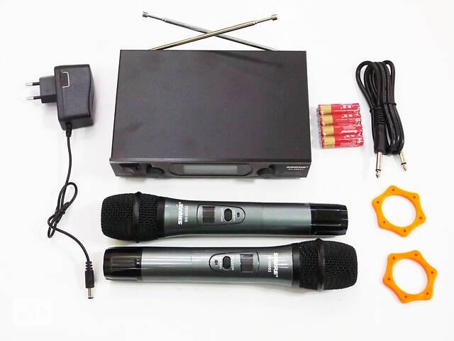 бу Радиосистема Shure SH-600G2 база 2 радиомикрофон в Киеве