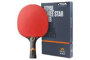 Ракетки для настольного тенниса Stiga Royal 3-Star WRB