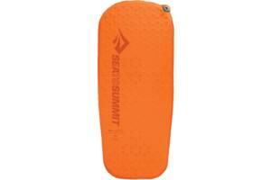 Самонадувающийся коврик Sea To Summit Self Inflating UltraLight Mat (XS) STS AMSIULXS, оранжевый