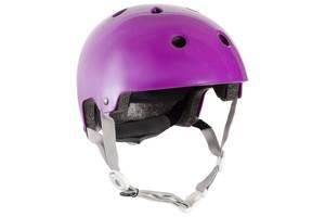 Шлем Oxelo Play 5 (Фиолетовый, 55-58)