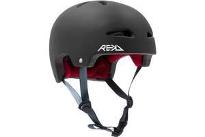 Шолом REKD Ultralite In-Mold Helmet M/L 57-59 black (RKD259-BK-59)
