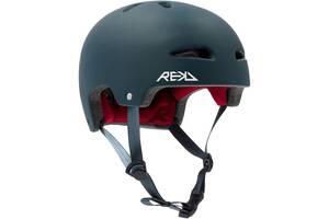 Шолом REKD Ultralite In-Mold Helmet S/M 53-56 синій (RKD259-BL-56)