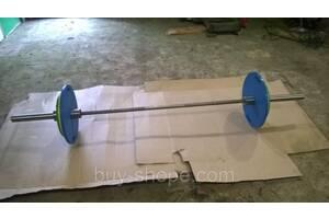 Штанга 100 кг олимпийская