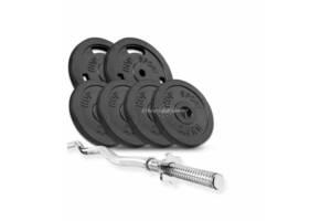 Штанга наборная Hop-Sport Strong 28 кг