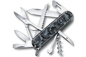 Складной нож Victorinox Huntsman 1.3713.942, синий