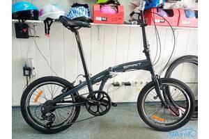 Складной велосипед Spirit 7 ск. Алюминий