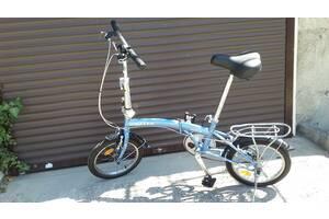Складной велосипед из Японии BATER 16 колеса .
