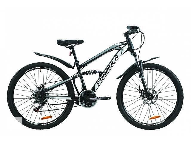 Скидка! Горный велосипед двухподвесник 26 FORMULA BLAZE/ X-ROVER- объявление о продаже  в Славянске