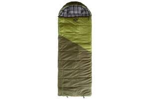 Спальный мешок Tramp TRS-053L-R Kingwood Long Green