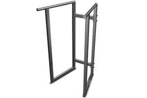 Стойка Eleiko Classic Dip Rack, floor model - Charcoal