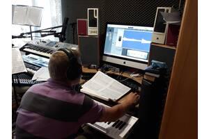 Студия звукозаписи. Запись вокала и фонограмСтудия звукозаписи. Запись вокала и фонограмм