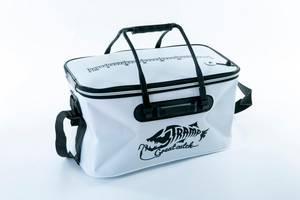 Сумка рыболовная Tramp Fishing bag Eva White S TRP-030-White-S 14 л