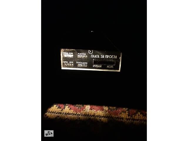 Таксометр ТАМ-Л- объявление о продаже  в Подольске (Котовск)