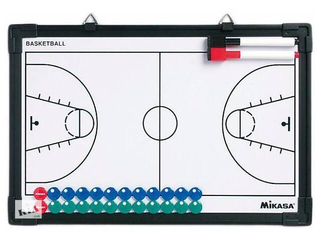 бу Тактическая доска для баскетбола Mikasa SBBL-2 в Полтаві