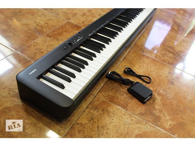 купить бу Цифровое пианино Casio CDP-S100 Black новое! в Львове