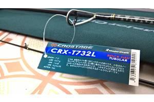 Вудилище спиннинговое Major Craft Crostage (NEW) CRX-T732L