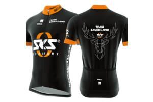 Велоджерсі SKS Team Sauerland XXL Black (11225)