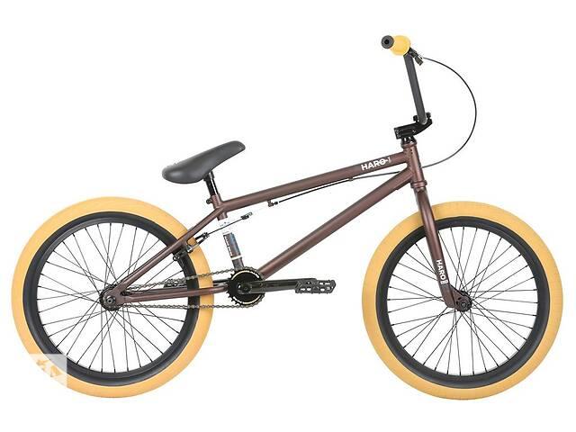 бу Велосипед BMX Haro 2019 Boulevard 20.5 TT Matte Rootbeer в Одессе