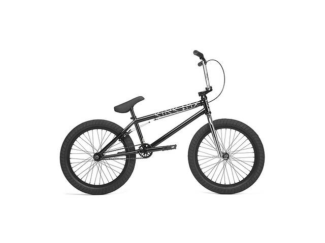 Велосипед BMX KINK Launch 20.25 Gloss Guinness Black 2020- объявление о продаже  в Дубно