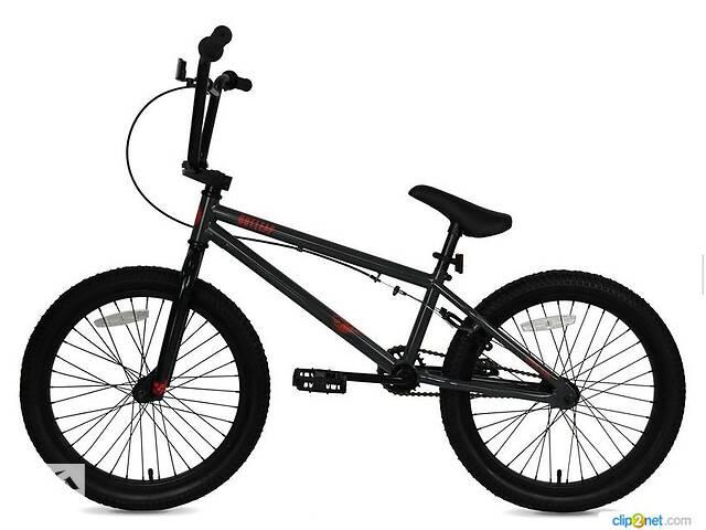 Велосипед BMX Outleap Clash GRAY 2021- объявление о продаже  в Києві