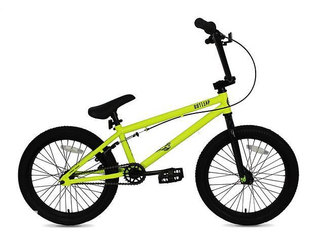 продам Велосипед BMX Outleap Clash Neon Green 2021 бу в Киеве