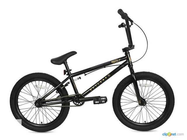 бу Велосипед BMX REVOLT 2021 black в Дніпрі (Дніпропетровськ)