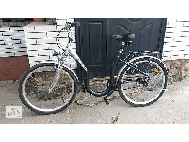 """купить бу Велосипед дамка 26"""" планетарка. в Мелитополе"""